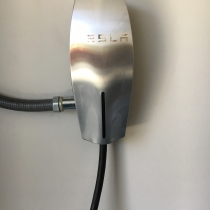 Tesla Wall Connector Installation